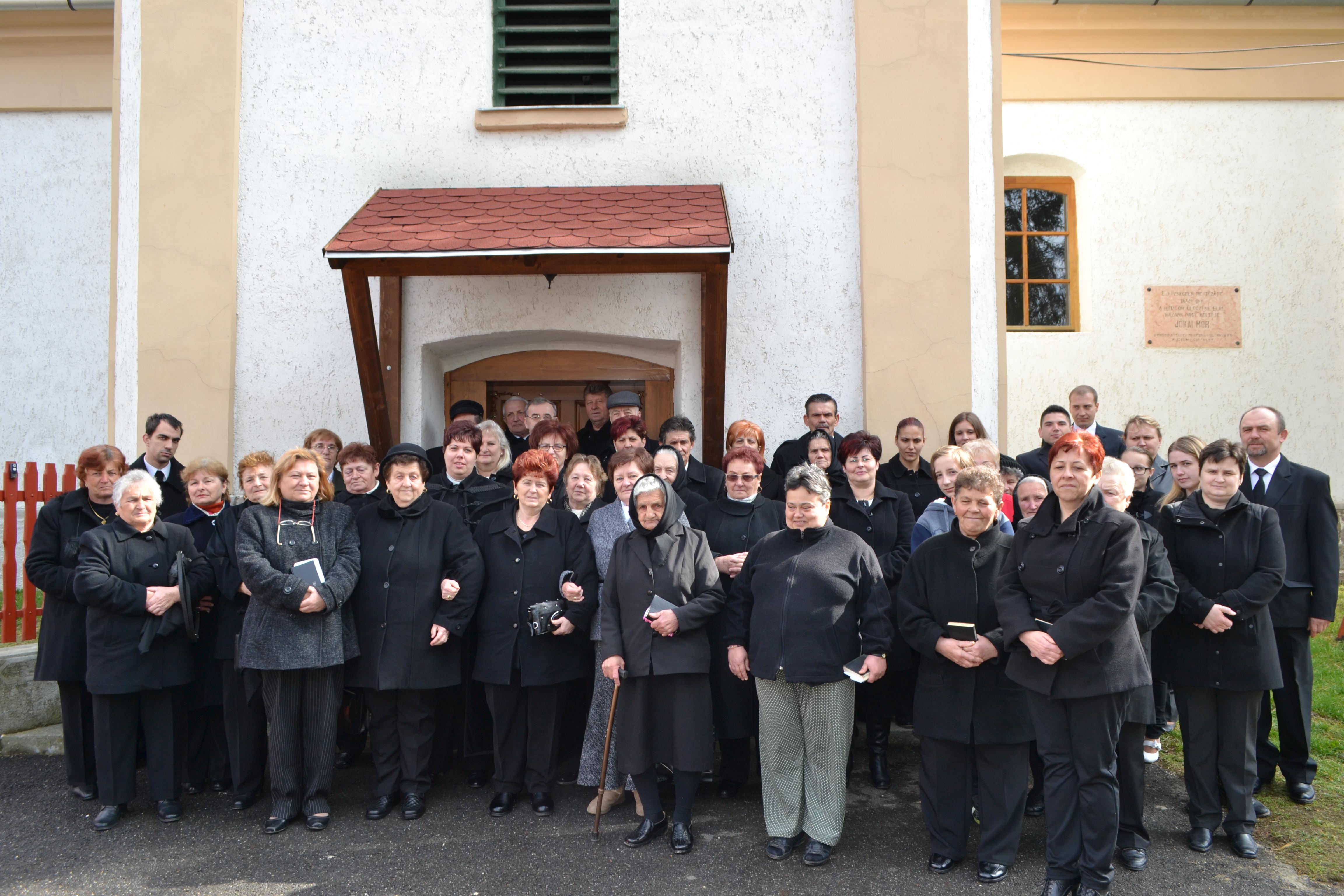 Gyülekezetünk